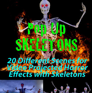 SKELETON POP-UPS